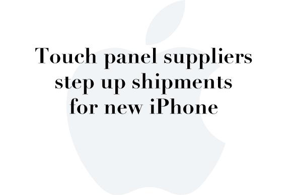 iphone 6 touch panel