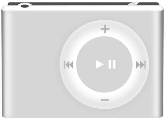 how to turn on repeat ipod shuffle