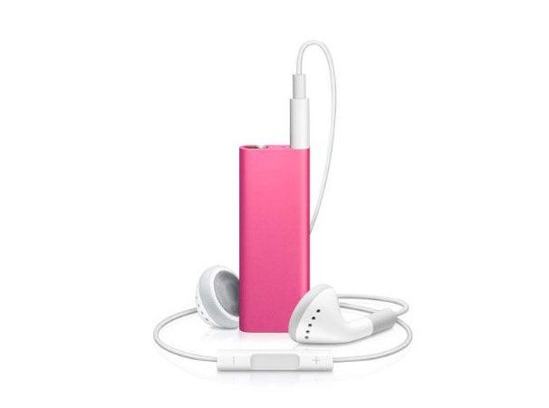 iPod shuffle 3rd gen