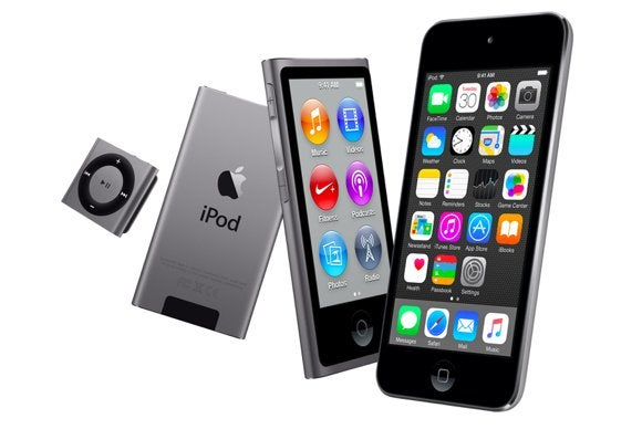 ipod family early 2015