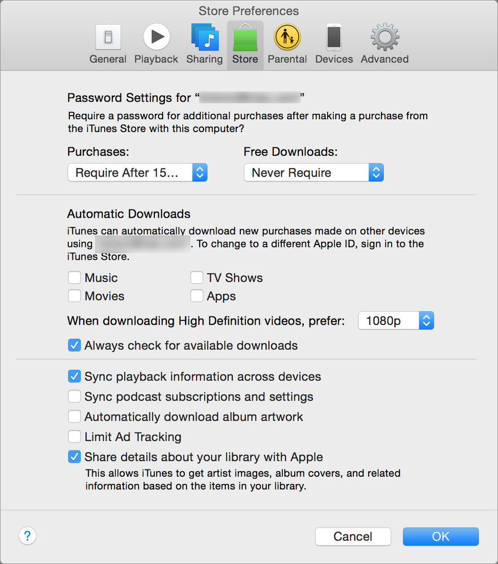 What's new in iTunes 12.2   Macworld