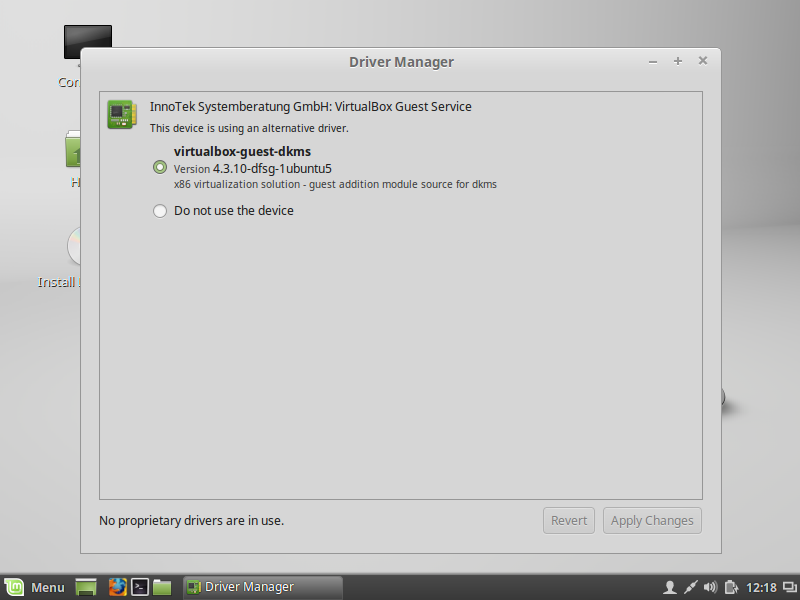 How to install closed drivers, media codecs, and other forbidden
