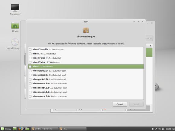 linux mint ppa tool