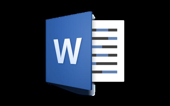 microsoft word 2016 mac icon