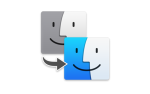 migration assistant yosemite icon