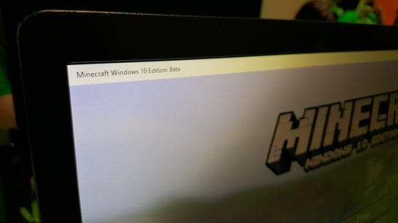 minecraft windows 10 1