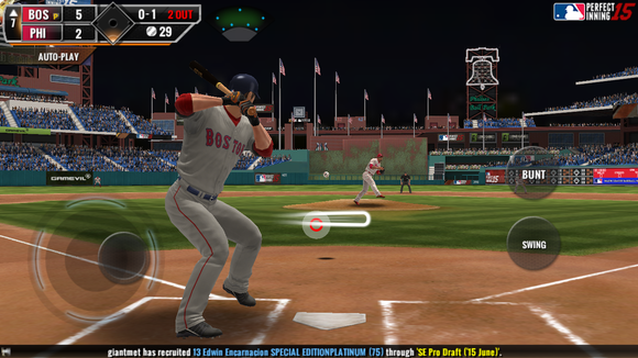 Mlb perfect inning 15 is the flashiest of the bunch in still images