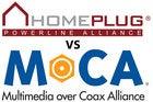 Moca vs HomePlug