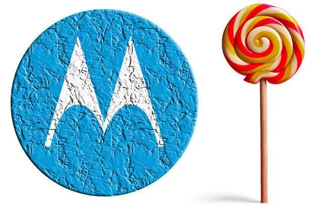 Moto X Lollipop Upgrade