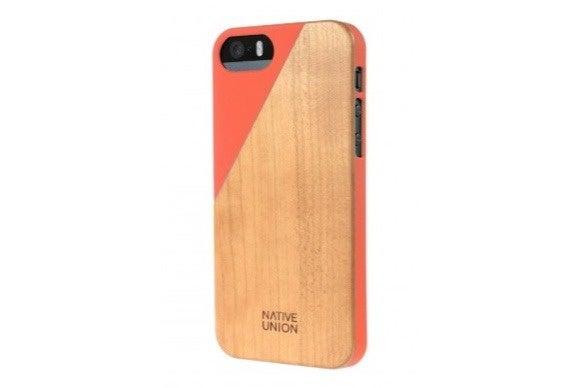 nativeunion clicwooden iphone