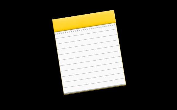 notes4 mac icon