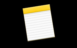 notes4 mac icon