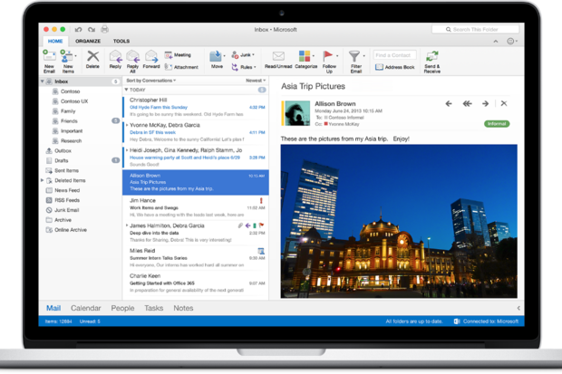 Microsoft wraps up revamped Office 2016 for Mac