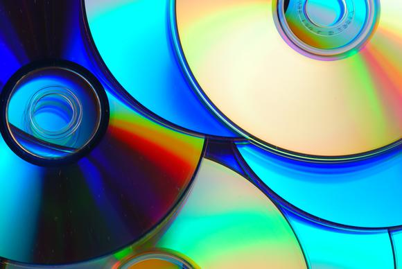 optical disc dvd