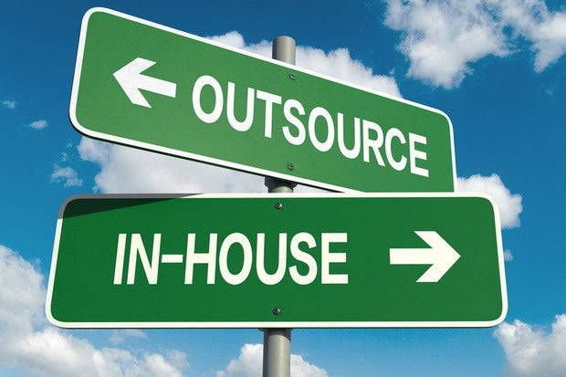 outsourcing or insourcing cio