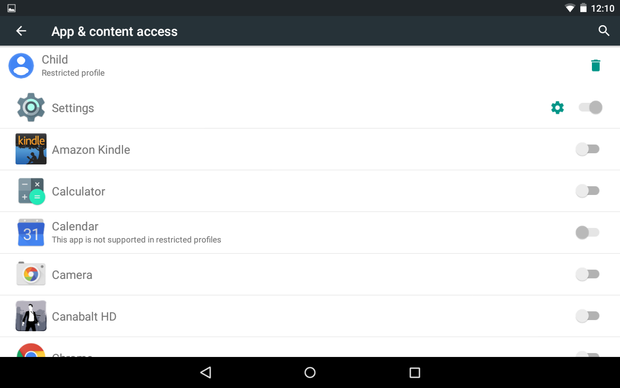 How to setup parental controls on samsung galaxy