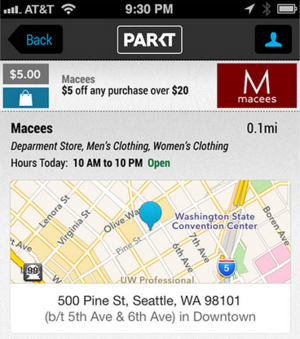 parkt validation app