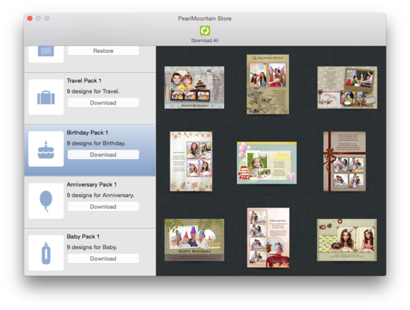 picture collage maker 3 download templates