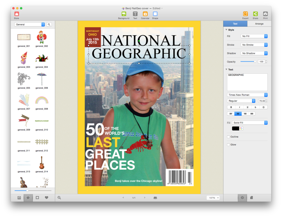 Art Explosion Calendar Maker Review : Picture collage maker review keeping the ilife creative