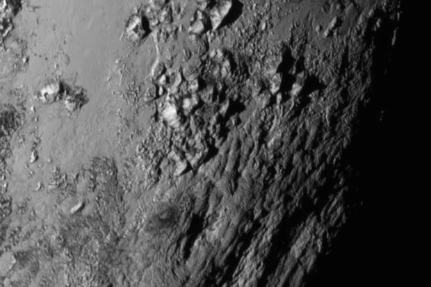 NASA Pluto New Horizons