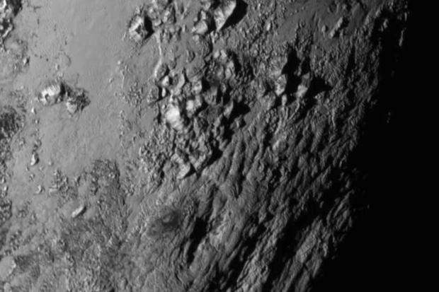 NASA Pluto New Horizons