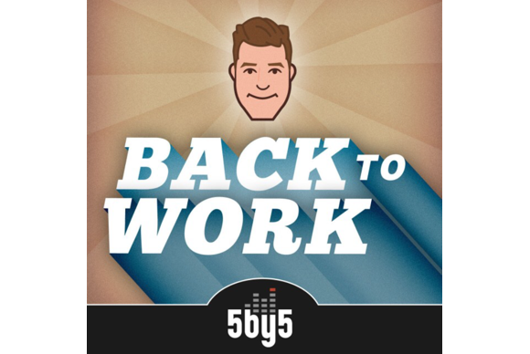 podcasts back to work