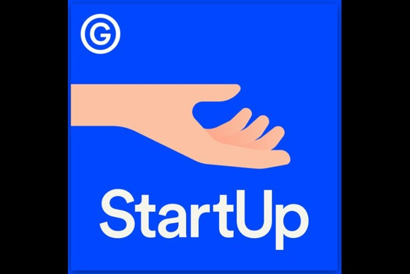 podcasts startup