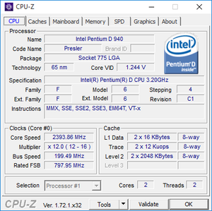 4 pentium intel driver video for