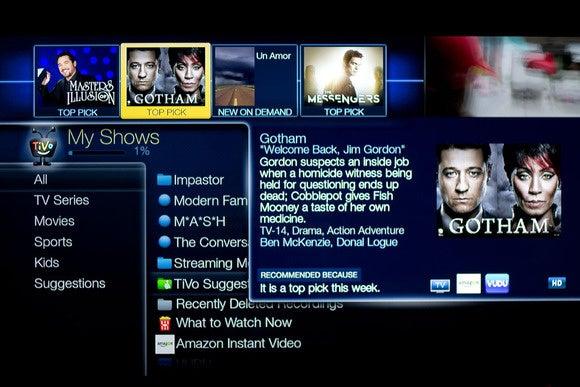 TiVo Roamio OTA review: A cord-cutter's dream, except for