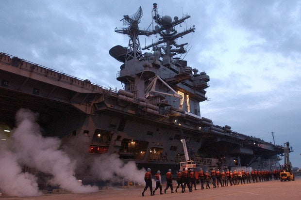 Navy goes all-in on 3D printing technology