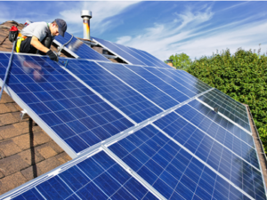 Vivint home solar panels