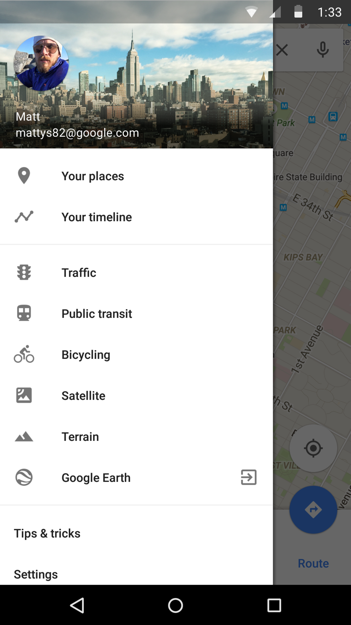 Google Maps' new 'Your Timeline' feature helps you track