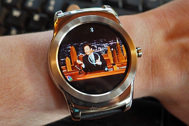 Smartwatch Silliness