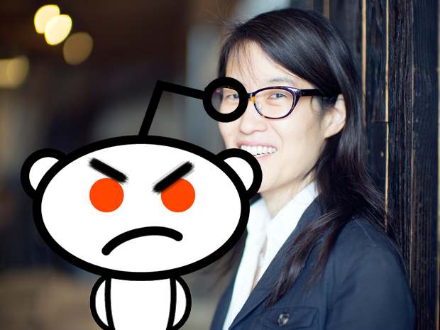 Livid Reddit users push out interim CEO