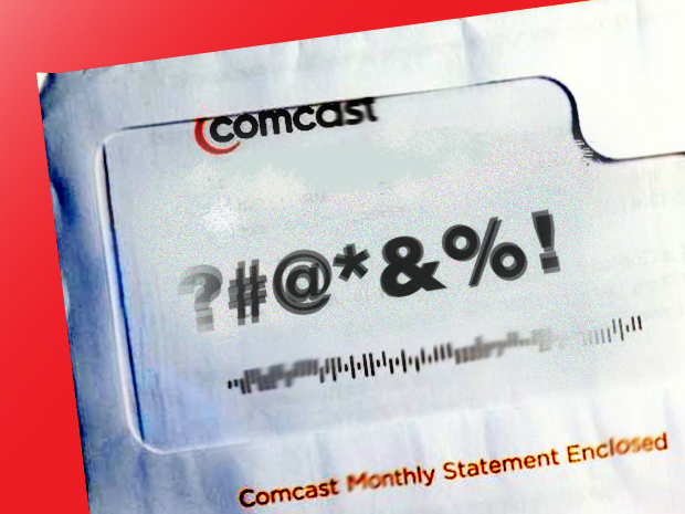 Name calling at Comcast