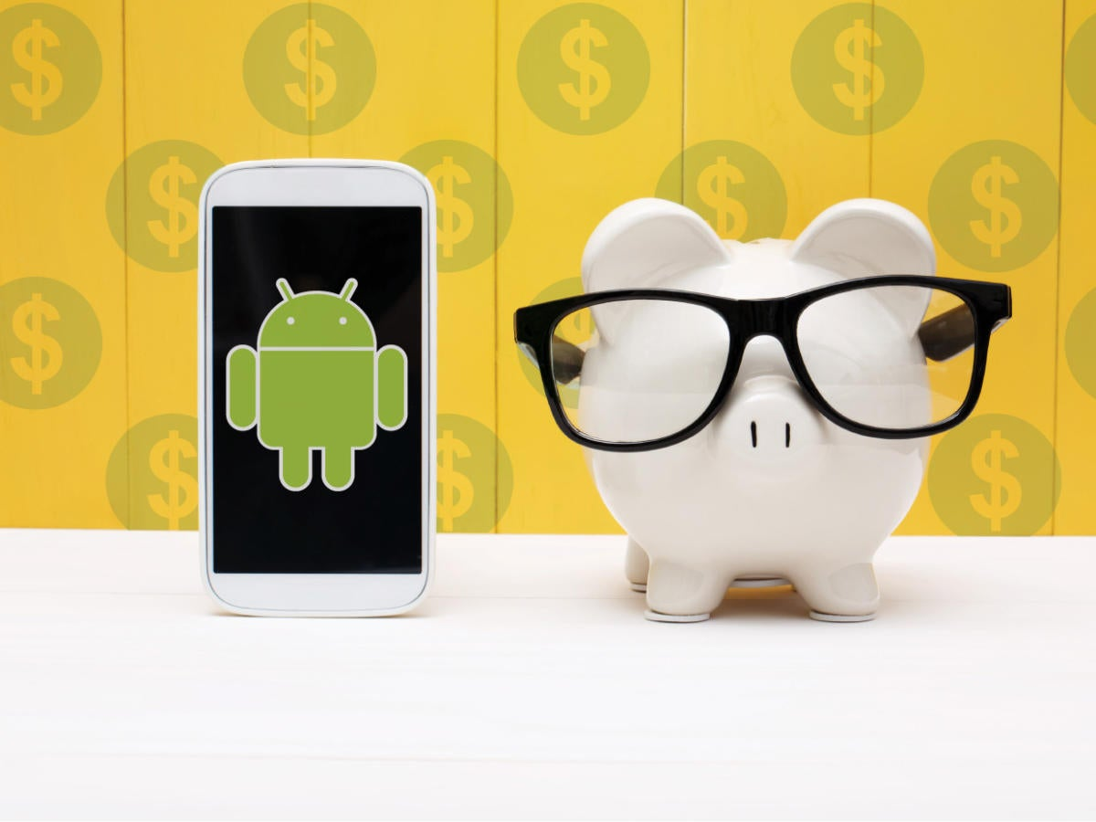 Affordable Android smartphones