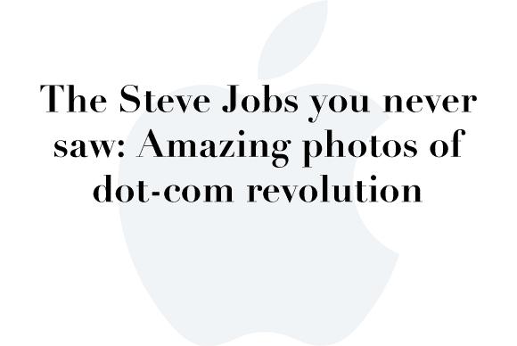 steve jobs photos