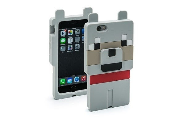 thinkgeek minecraft iphone