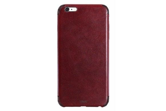 toast leather iphone