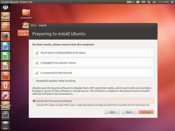 ubuntu install forbidden stuff