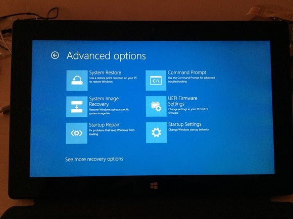 how to turn your computer screen upside down windows 8
