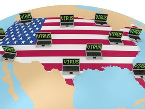 How should the U.S. respond to state-sponsored cyber attacks?