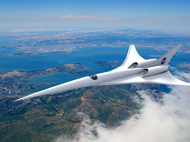 NASA research aims at developing quieter, greener, supersonic aircraft