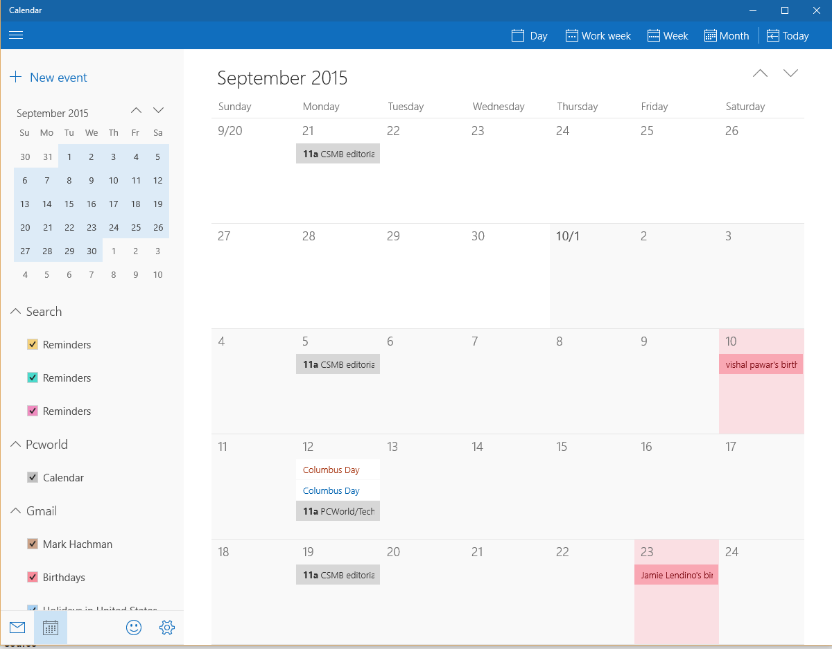 free windows calendar - Ronni kaptanband co