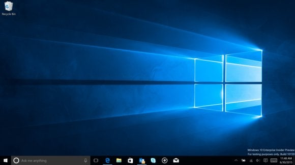 Windows 10 beta build 14361 closes in on the final Anniversary