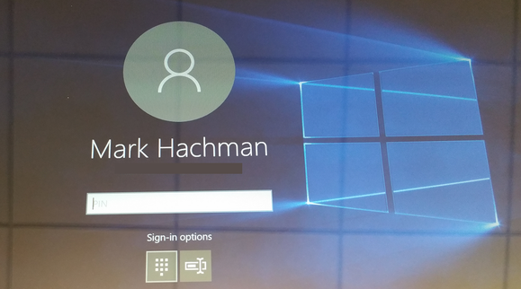 windows 10 handson login edited