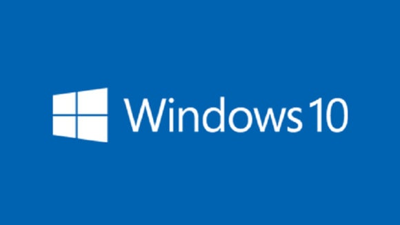 windows 10 logo blue