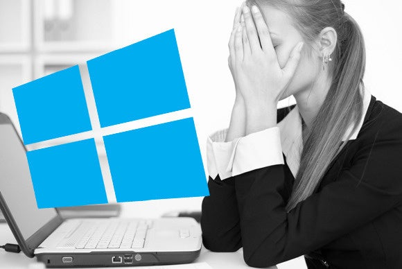 windows frustration