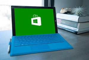 windows store surface tablet