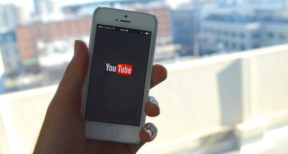 The average mobile YouTube session is now 40 minutes